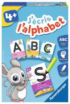J écris l alphabet Jeux éducatifs;Premiers apprentissages - Image 1 - Ravensburger