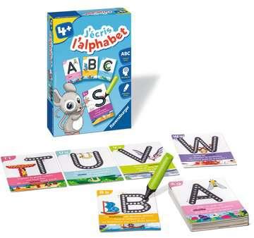 J écris l alphabet Jeux éducatifs;Premiers apprentissages - Image 3 - Ravensburger