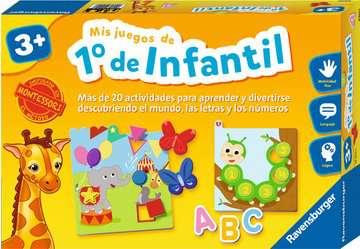 Mis juegos de 1º de Infantil Juegos;Juegos educativos - imagen 1 - Ravensburger