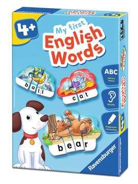 My first English Words Juegos;Juegos educativos - imagen 1 - Ravensburger