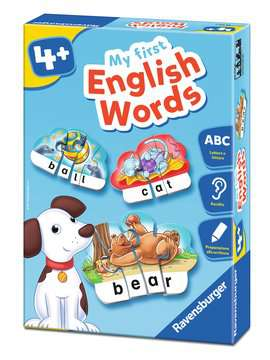 My first English Words Giochi;Giochi educativi - immagine 1 - Ravensburger
