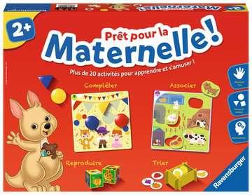 Prêt pour la Maternelle ! Jeux;Jeux éducatifs - Image 1 - Ravensburger
