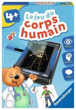 Le jeu du corps humain Jeux éducatifs;Premiers apprentissages - Image 1 - Ravensburger