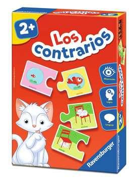 Los contrarios Juegos;Juegos educativos - imagen 1 - Ravensburger