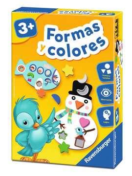 Formas y colores Juegos;Juegos educativos - imagen 1 - Ravensburger