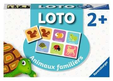 Loto Animaux familiers Jeux éducatifs;Loto, domino, memory® - Image 1 - Ravensburger