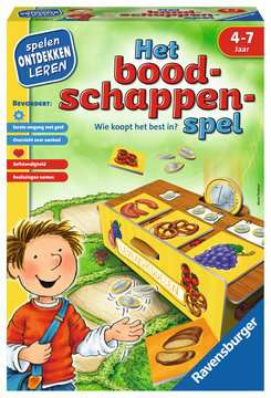 Het boodschappenspel Spellen;Speel- en leerspellen - image 1 - Ravensburger