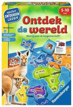 Ontdek de wereld Spellen;Speel- en leerspellen - image 1 - Ravensburger