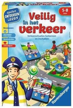 Veilig in het verkeer Spellen;Speel- en leerspellen - image 1 - Ravensburger