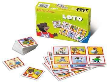 Loto Petit Ours Brun Jeux de société;Jeux enfants - Image 2 - Ravensburger