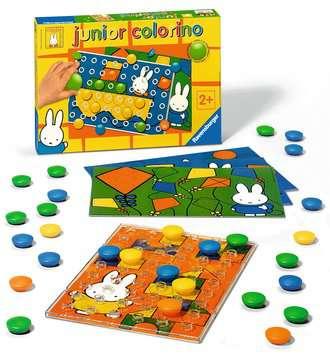 nijntje Junior Colorino Spellen;Speel- en leerspellen - image 2 - Ravensburger