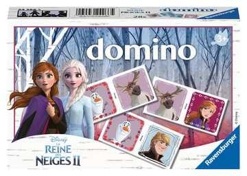 Domino Disney La Reine des Neiges 2 Jeux éducatifs;Loto, domino, memory® - Image 1 - Ravensburger