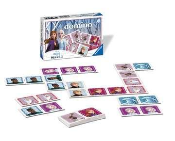 Domino Disney La Reine des Neiges 2 Jeux éducatifs;Loto, domino, memory® - Image 2 - Ravensburger