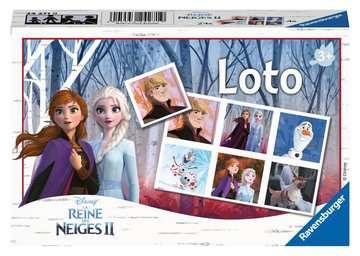 Loto Disney La Reine des Neiges 2 Jeux éducatifs;Loto, domino, memory® - Image 1 - Ravensburger
