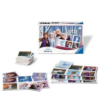 Loto Disney La Reine des Neiges 2 Jeux éducatifs;Loto, domino, memory® - Image 2 - Ravensburger
