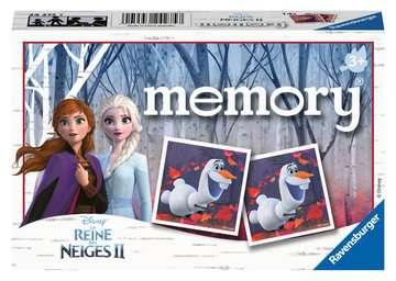 memory® Disney La Reine des Neiges 2 Jeux éducatifs;Loto, domino, memory® - Image 1 - Ravensburger