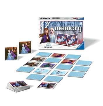 memory® Disney La Reine des Neiges 2 Jeux éducatifs;Loto, domino, memory® - Image 2 - Ravensburger