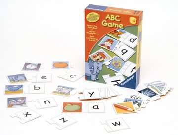 ABC Game Games;Educational Games - image 1 - Ravensburger