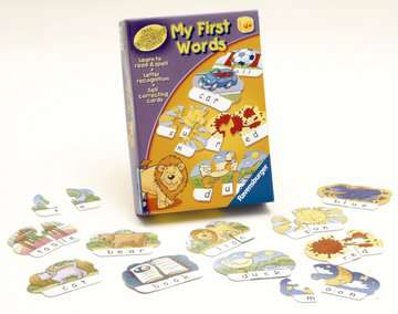 My First Words Games;Educational Games - image 1 - Ravensburger