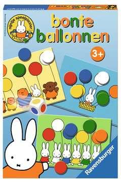 nijntje Bonte Ballonnen Spellen;Speel- en leerspellen - image 1 - Ravensburger