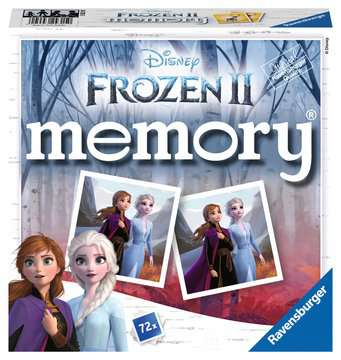 Grand memory® Disney La Reine des Neiges 2 Jeux éducatifs;Loto, domino, memory® - Image 1 - Ravensburger