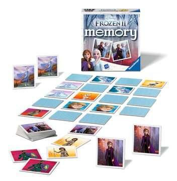 Grand memory® Disney La Reine des Neiges 2 Jeux éducatifs;Loto, domino, memory® - Image 2 - Ravensburger