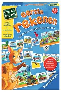 Eerste rekenen Spellen;Speel- en leerspellen - image 1 - Ravensburger