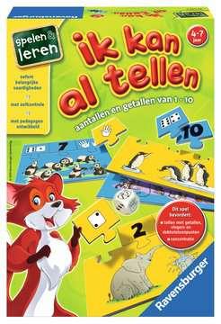 Ik kan al tellen Spellen;Speel- en leerspellen - image 1 - Ravensburger