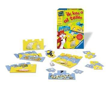 Ik kan al tellen Spellen;Speel- en leerspellen - image 2 - Ravensburger