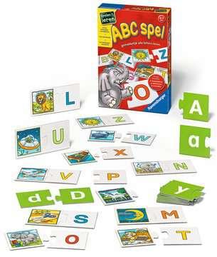 ABC spel Spellen;Speel- en leerspellen - image 2 - Ravensburger