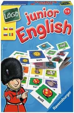 Junior English Hry;Vzdělávací hry - obrázek 1 - Ravensburger