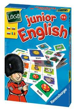 Junior English Hry;Vzdělávací hry - obrázek 2 - Ravensburger