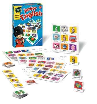 Junior English Hry;Vzdělávací hry - obrázek 3 - Ravensburger