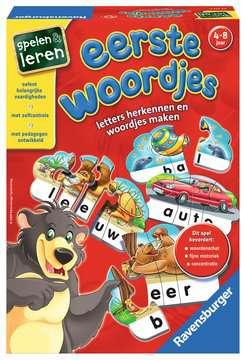 Eerste woordjes Spellen;Speel- en leerspellen - image 1 - Ravensburger
