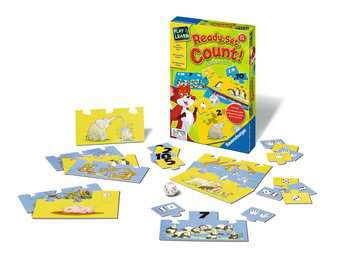 Ready Set Count Games;Educational Games - image 2 - Ravensburger