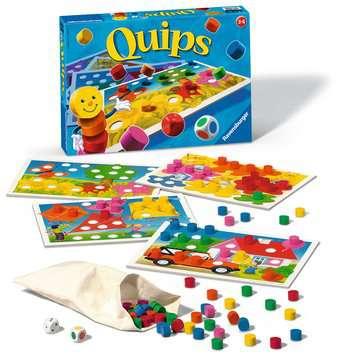 Quips Spil;Pædagogiske spil - Billede 2 - Ravensburger