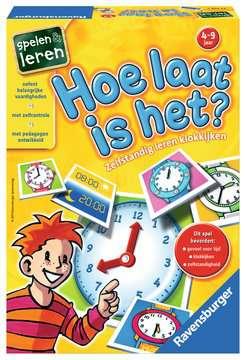 Hoe laat is het? Spellen;Speel- en leerspellen - image 1 - Ravensburger