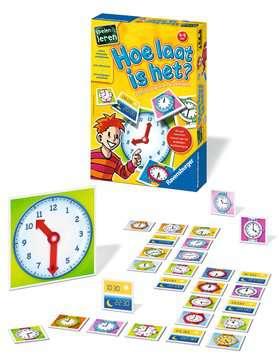 Hoe laat is het? Spellen;Speel- en leerspellen - image 2 - Ravensburger