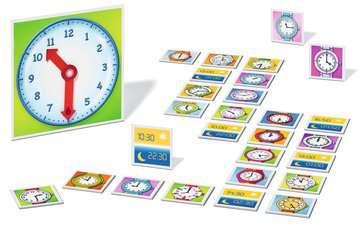 Hoe laat is het? Spellen;Speel- en leerspellen - image 3 - Ravensburger