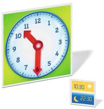Hoe laat is het? Spellen;Speel- en leerspellen - image 4 - Ravensburger