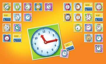 Hoe laat is het? Spellen;Speel- en leerspellen - image 5 - Ravensburger