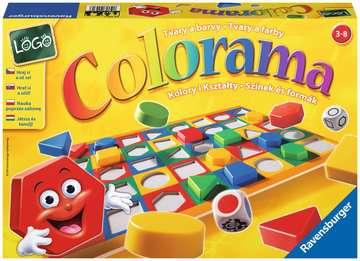 Colorama Hry;Vzdělávací hry - obrázek 1 - Ravensburger