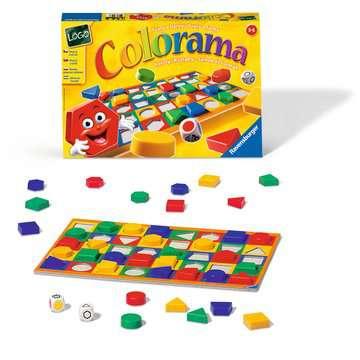 Colorama Hry;Vzdělávací hry - obrázek 2 - Ravensburger