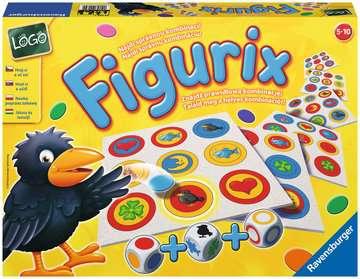 FIGURIX Gry;Gry dla dzieci - Zdjęcie 1 - Ravensburger