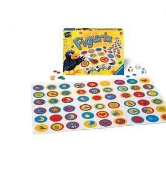 Figurix Hry;Vzdělávací hry - image 2 - Ravensburger