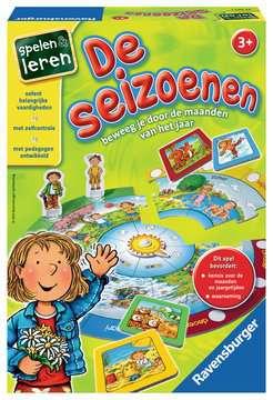 De Seizoenen Spellen;Speel- en leerspellen - image 1 - Ravensburger