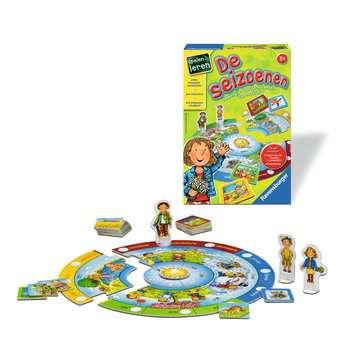 De Seizoenen Spellen;Speel- en leerspellen - image 2 - Ravensburger