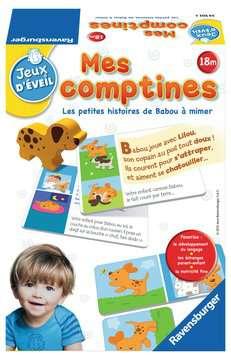 Mes comptines Jeux;Jeux pour enfants - Image 1 - Ravensburger
