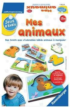 Mes animaux Jeux;Jeux pour enfants - Image 1 - Ravensburger