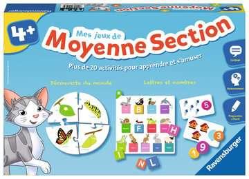 Mes jeux de moyenne section Jeux;Jeux pour enfants - Image 1 - Ravensburger